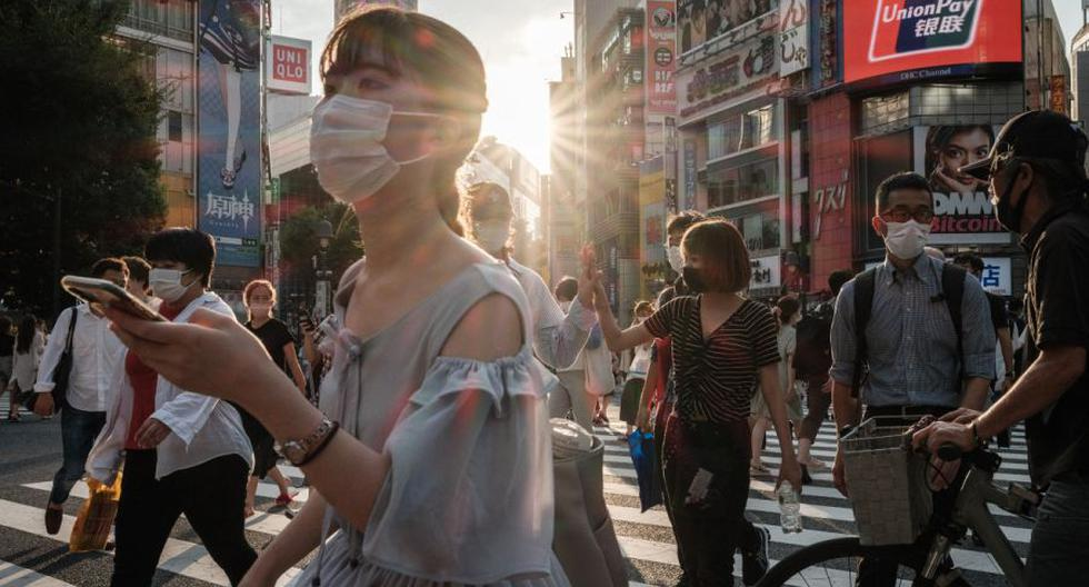 Tokyo registers for the first time more than 4,000 daily cases of coronavirus in the middle of the Olympic Games