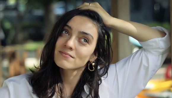 Merve Dizdar nació el 25 de junio de 1986 en Esmirna, Turquía (Foto: Merve Dizdar/ Instagram)