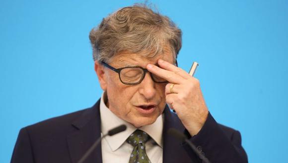 Bill Gates estaba a punto de probar uno de sus proyectos más grandes para la humanidad, pero la guerra comercial de EE.UU. y China detuvo sus planes. (Foto: Getty)