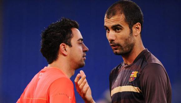 Xavi se plantea llegar a ser entrenador del Barcelona