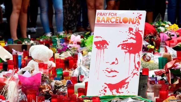 El estudio cerebral sobre la radicalización coincidió con el atentado en las ramblas de Barcelona en 2017, que dejó 13 muertos y más de 100 heridos. (Foto: Getty Image)