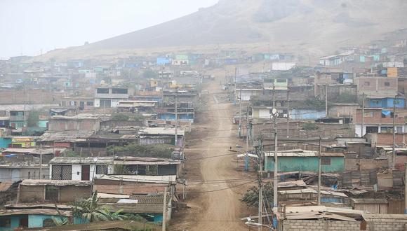 Este sector de Pachacútec busca independizarse de Ventanilla, en el Callao. (Foto: Hugo Curotto/GEC)