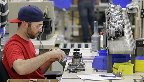 Economistas consultados por Reuters habían calculado un alza de 180,000 empleos. (Foto: AP)