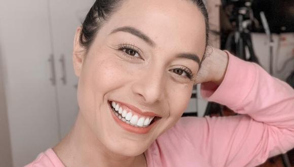 Natalia Salas mostró el emotivo video con el que anunció su embarazo a su familia. (Foto:@nataliasalasz)