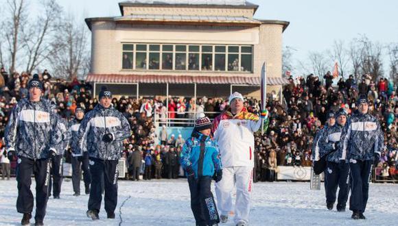 Rusia: policía combate a terroristas antes de JJ.OO. de Sochi
