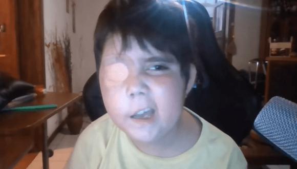 El pequeño youtuber de 12 años falleció el lunes 30 de agosto. (Foto: YouTube @tomiii11)