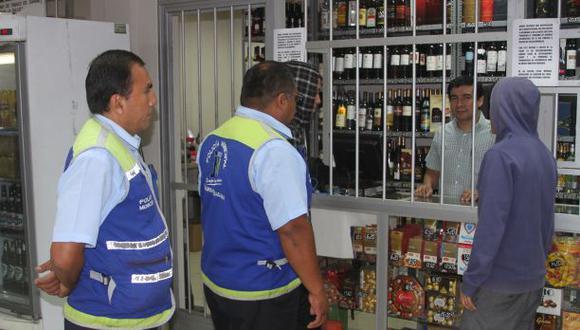 Jesús María inicia campaña contra la venta de alcohol a menores