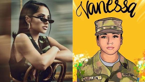 Becky G se refirió a la trágica muerte de Vanessa Guillén, la joven soldado que fue asesinada  en la base de Fort Hood. (Foto: Instagram)