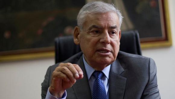 El primer ministro César Villanueva señala que no le compete hurgar sobre el manejo de las finanzas de la campaña de Peruanos por el Kambio. (Renzo Salazar / GEC)