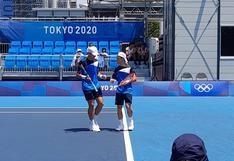 Schwartzman eliminado de Tokio 2020: 'Peque' cayó en el dobles en los Juegos Olímpicos