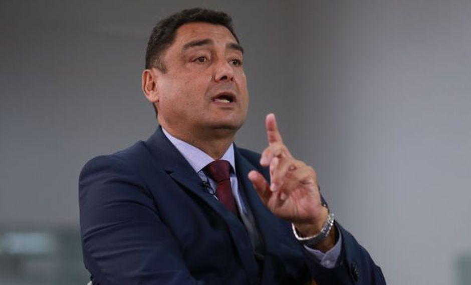 """""""Voy a entrar al proceso electoral y quiero ganar"""", afirmó Jorge Villacorta. (Foto: Archivo El Comercio)"""