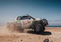 Dakar 2019: Alta Ruta y los Ferrand siguen dando pelea