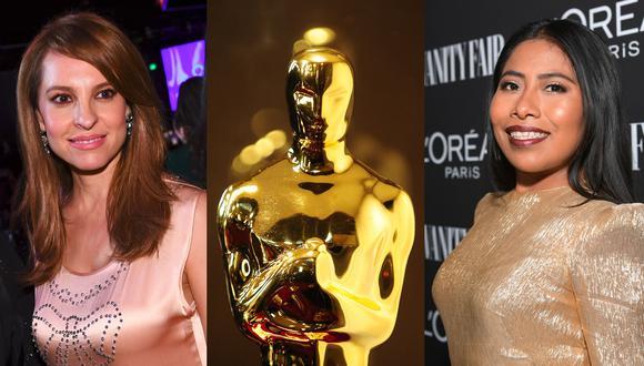 """Oscar 2019. Marina de Tavira y Yaliza Aparicio están nominadas por """"Roma"""", una de las películas mexicanas más aclamadas de la historia. Fotos: AFP."""
