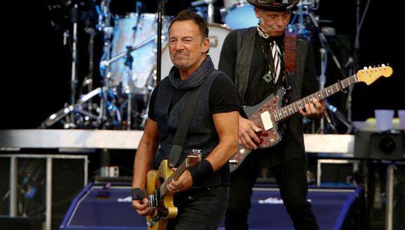 Bruce Springsteen cumplió 67 y lanza autobiografía el martes 27