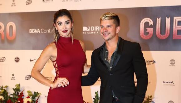 Mario Hart y Korina Rivadeneira: ¿Foto confirma que son pareja?