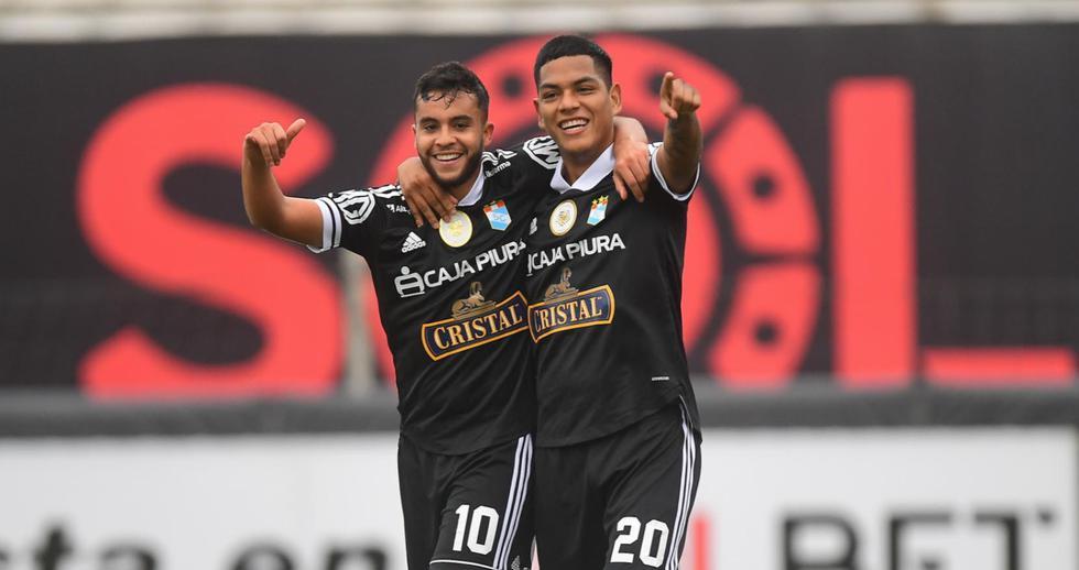 Sporting Cristal enfrentó a Deportivo Municipal por la Liga 1 | Foto: @LigaFutProf
