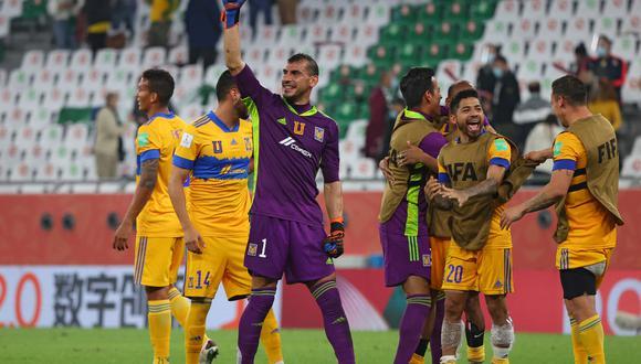 Tigres es subcampeón del Mundial de Clubes y en México destacan la campaña histórica. | Foto: AFP