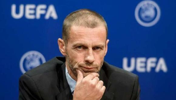 Las ligas deben informar a UEFA su planificación antes del 25 de mayo. (Foto: AFP)