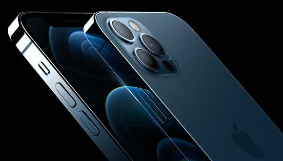 El iPhone 12 Pro Max es el buque insignia de Apple. (Foto: Captura)