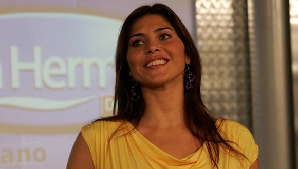Lorena Meritano mostró cicatrices que dejó el cáncer en ella