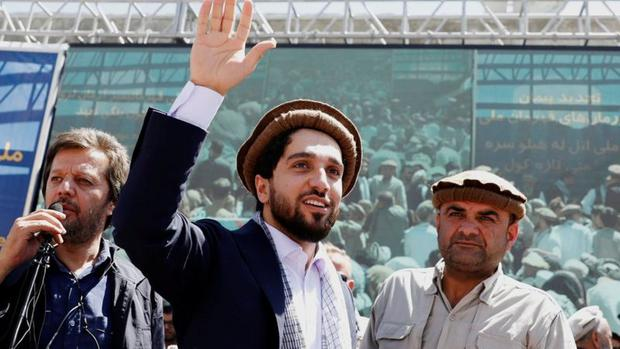 Ahmad Massoud, the son of the iconic resistance hero Ahmad Shah Massoud, founded the FRN.