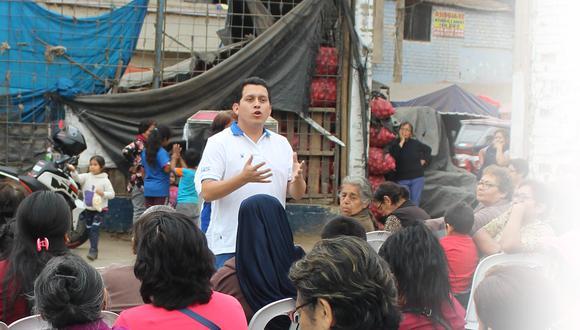 Desde que estaba en campaña, José Luna Morales proponía la devolución de aportes a las AFP y la ONP (Foto: Podemos Perú).