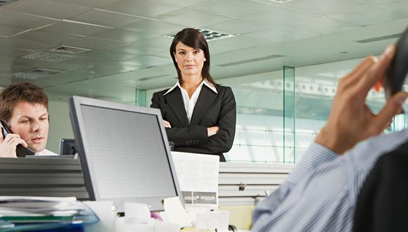 5 cosas que pensaste que no podrías decirle a tu jefe