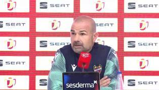 """Paco López: """"Parece que en partidos ante Athletic solo haya jugado el rival"""""""