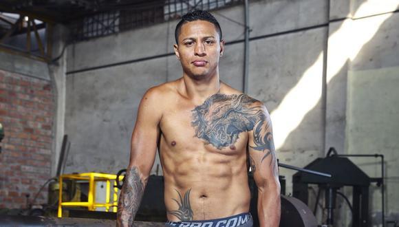 Jonathan Maicelo cayó noqueado en el segundo asalto del combate ante el veterano boxeador Raymundo Beltrán. (Foto: USI)