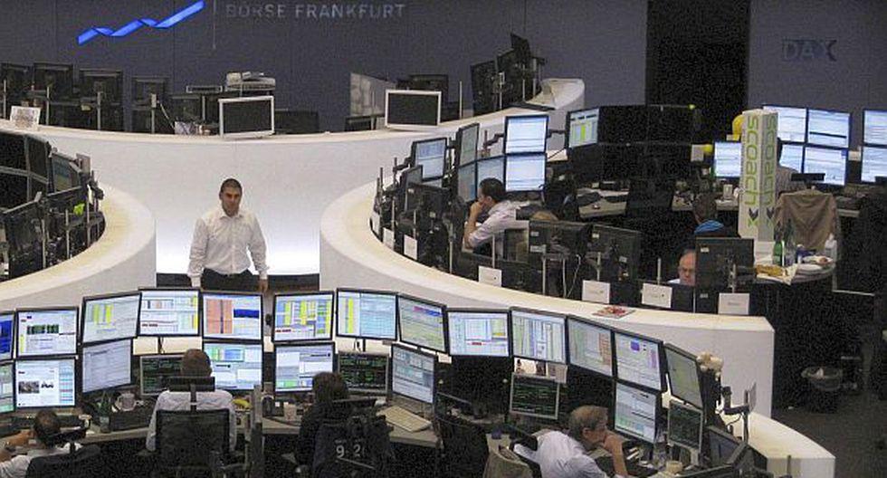 Bolsas de Europa cerraron en positivo pese a tensión en Ucrania