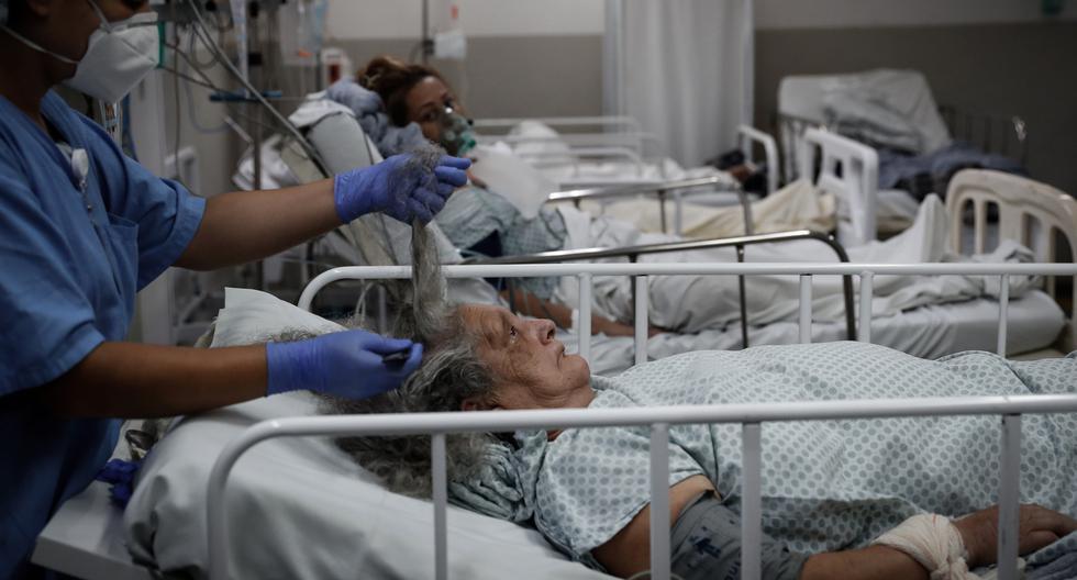 Coronavirus en Brasil   Últimas noticias   Último minuto: reporte de infectados y muertos por COVID-19 hoy, martes 25 de mayo del 2021. (Foto: EFE).