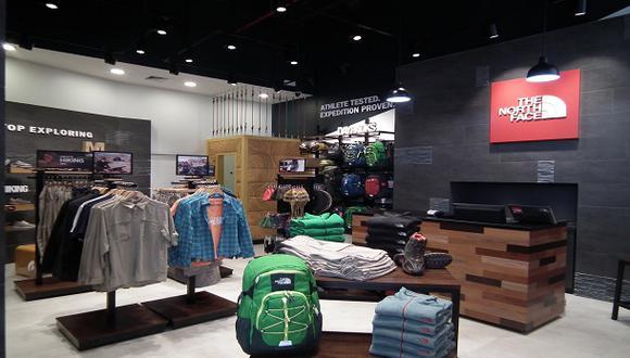 The North Face inauguró su séptima tienda en el Perú