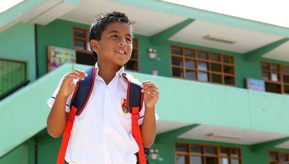 Entre los proyectos a adjudicarse bajo la modalidad de Obras por Impuestos (OxI) en 2021 destaca la construcción de dos colegios de alto rendimiento en las regiones de Loreto y Apurímac. (Foto: GEC)