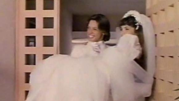 """Luis Miguel y Lucero protagonizaron la película """"Fiebre de amor"""" en 1985. (Foto: IMDB)"""