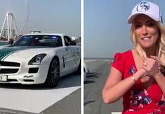 Conoce la increíble flota de vehículos de la policía de Dubái valorizada en millones de dólares