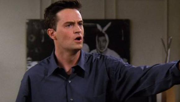 Matthew Perry demostró cuánto sabe de 'Chandler Bing' [VIDEO]