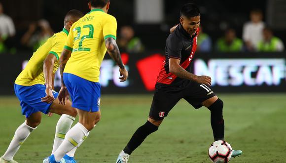 Raúl Ruidíaz podría ser la gran carta en ofensiva de la selección peruana en el inicio de las Eliminatorias. (Foto: GEC).