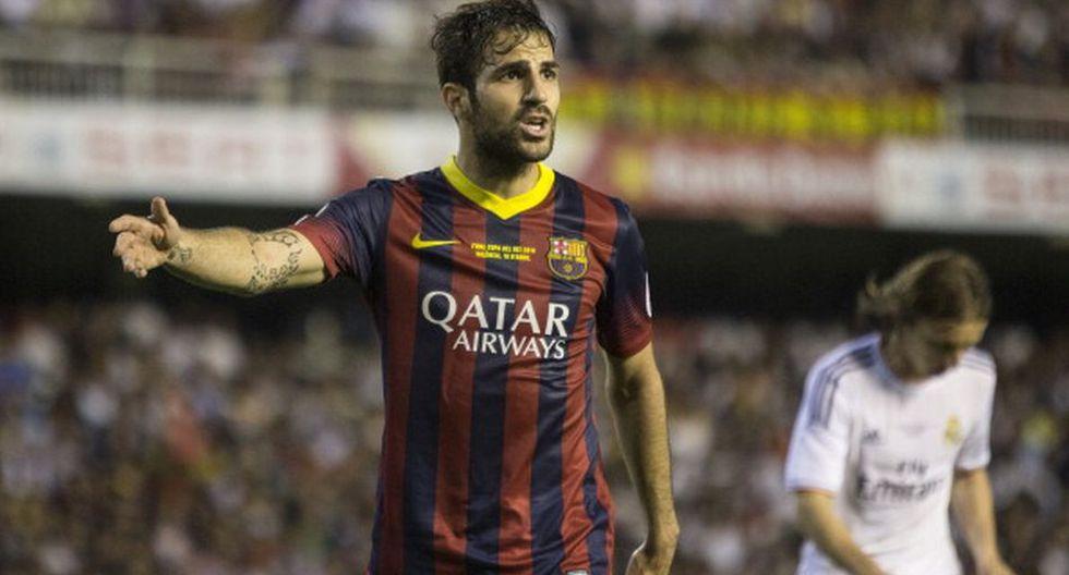 Barcelona: los 15 jugadores que se fueron en el 2014 - 7