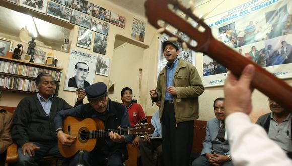 """La primera vez que se celebró el """"Día de la canción criolla"""" fue en 1944. La festividad duró hasta las 2 de la mañana del día siguiente (Foto: Andina)"""