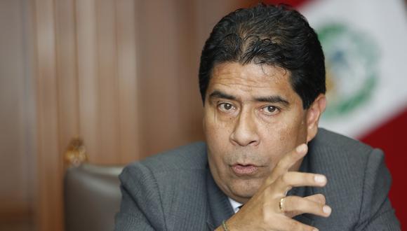 Javier Barreda fue expulsado del Partido Aprista tras aceptar integrar el llamado gabinete de la reconciliación, durante el gobierno de Pedro Pablo Kuczynski. (Foto: Archivo El Comercio)