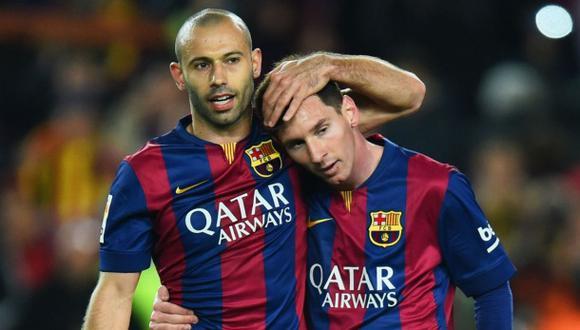 ¿Por qué Mascherano se niega a marcar de penal en el Barza?