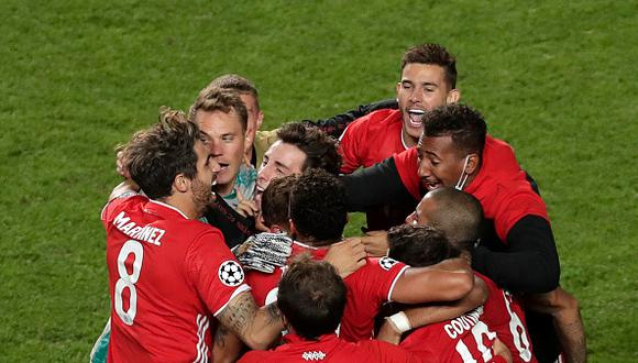 ¡Campeón de la Champions! Bayern Munich venció por 1 a 0 al PSG y se quedó con la 'Orejona' en Lisboa. (Foto: PSG)