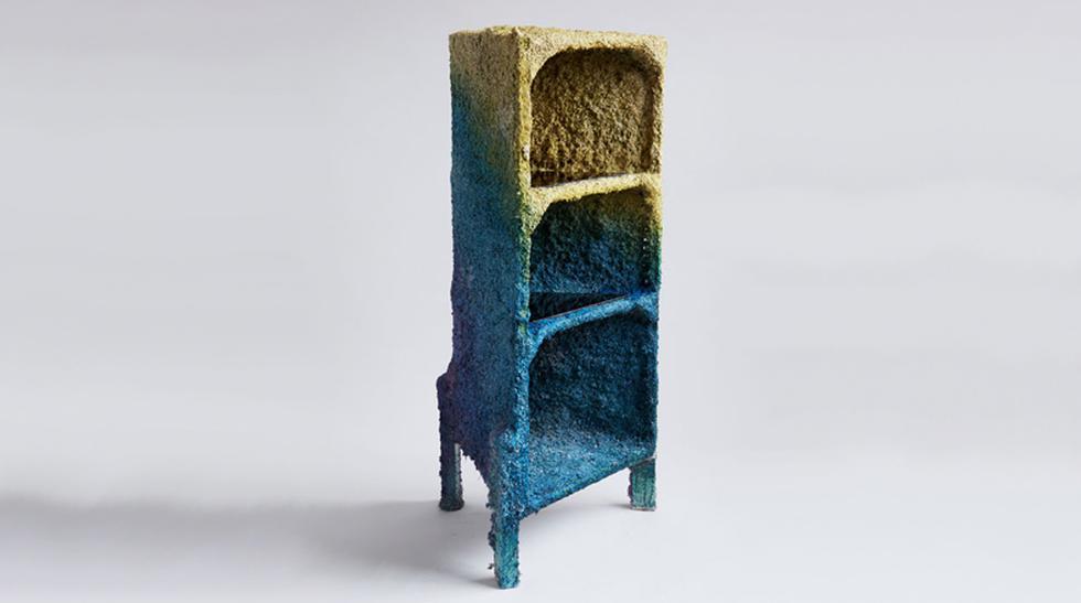 """Mira estos innovadores muebles hechos con """"pistolas"""" únicas - 2"""