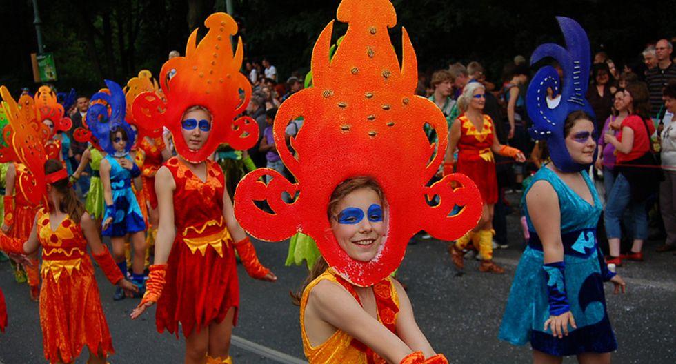 Estos son los festivales más coloridos del mundo - 7