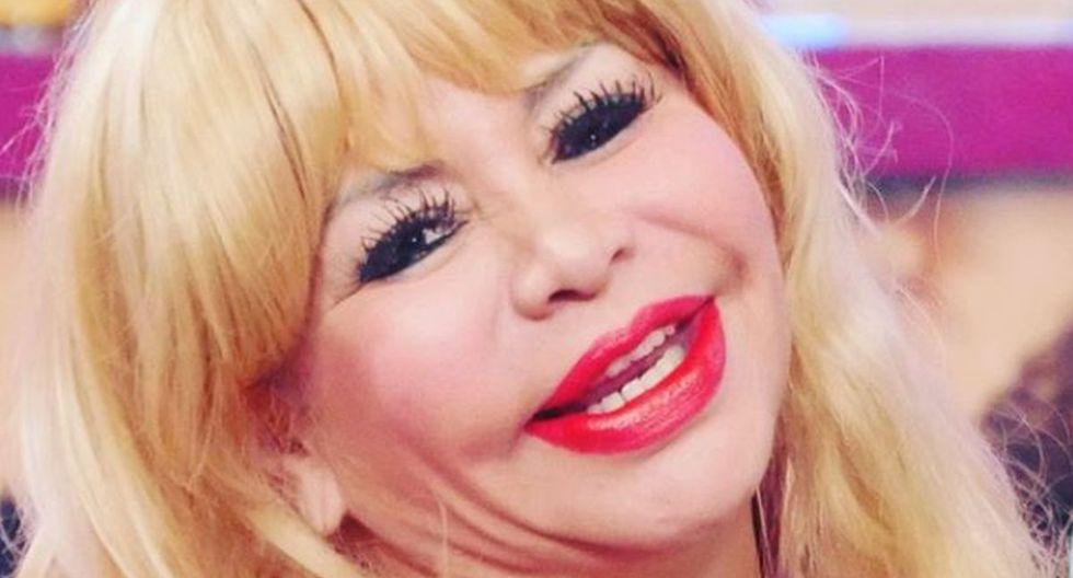 Susy Díaz siempre se ha mostrado como una mujer risueña (Foto: Instagram)
