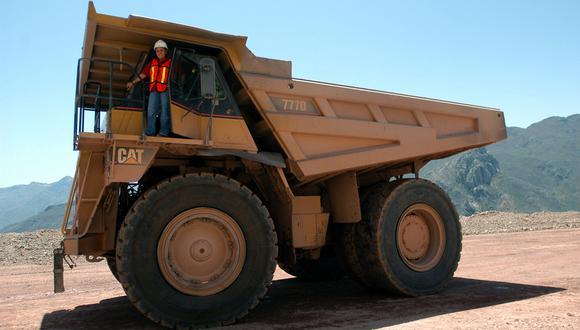 La minería representa el 60% de nuestras exportaciones. (Foto: EFE)