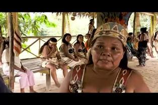 Comunidades indígenas en la Amazonia colombiana se preparan para el regreso de los turistas
