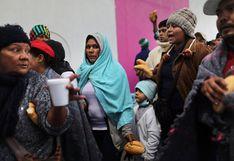Tuberculosis, influenza e insalubridad golpean a migrantes en su ruta a EE.UU.