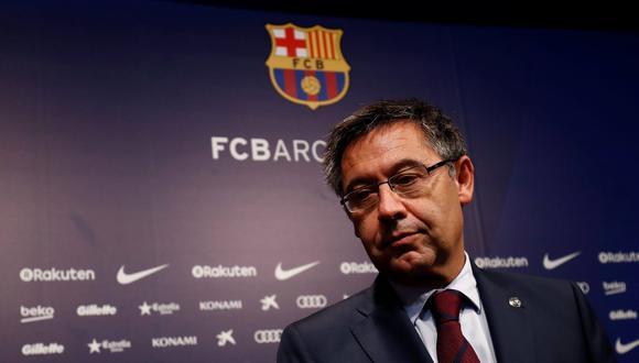 En la gestión de Josep Maria Bartomeu, Barcelona logró ganar 12 títulos. (Foto: Agencias)