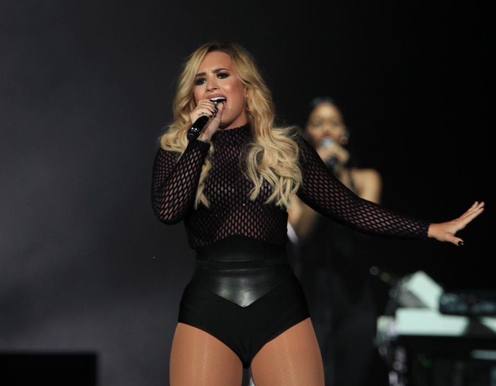 Las veces que Demi Lovato reveló al mundo sus demonios internos